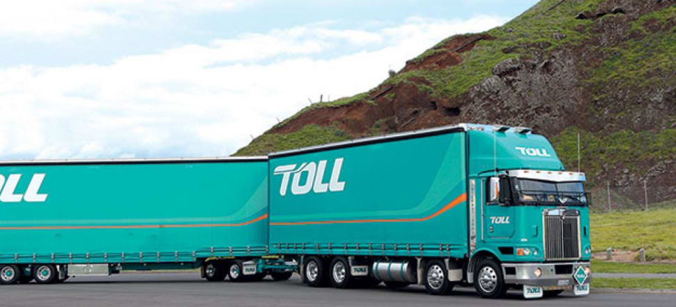 Freight giant Toll has confirmed its systems have been attacked with ransomware.  Photo: Toll website