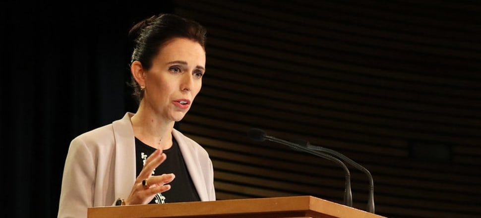 Jacinda Ardern says CDEM support is all that's needed. Photo: Lynn Grieveson