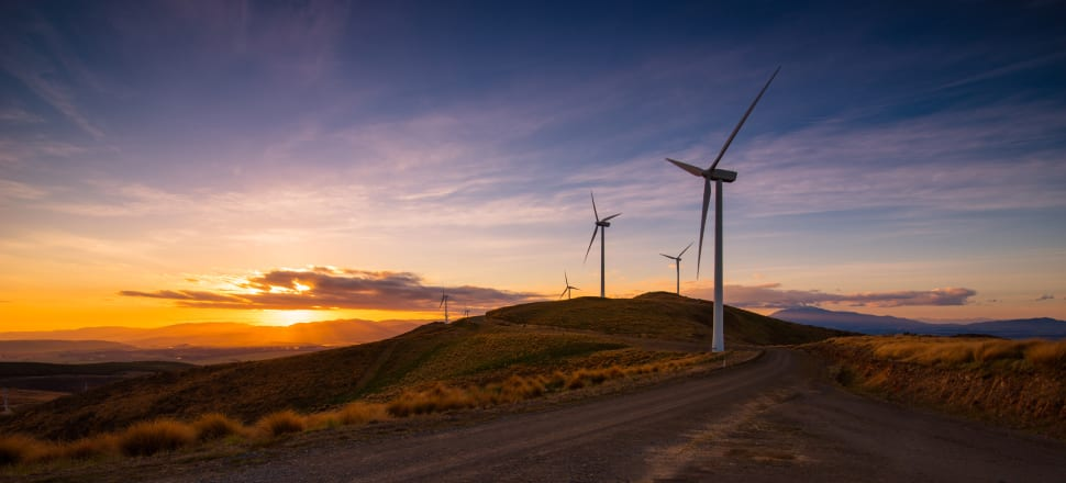 The Government can live up to its rhetoric by backing emissions-reducing projects in the Budget. Photo: Getty Images