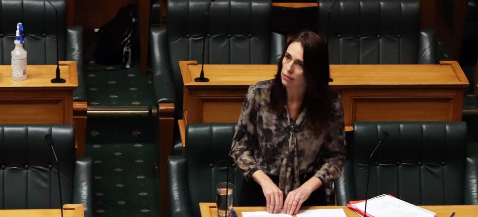 Ardern signals she's looking at providing more support to out-of-work migrants. Photo: Lynn Grieveson