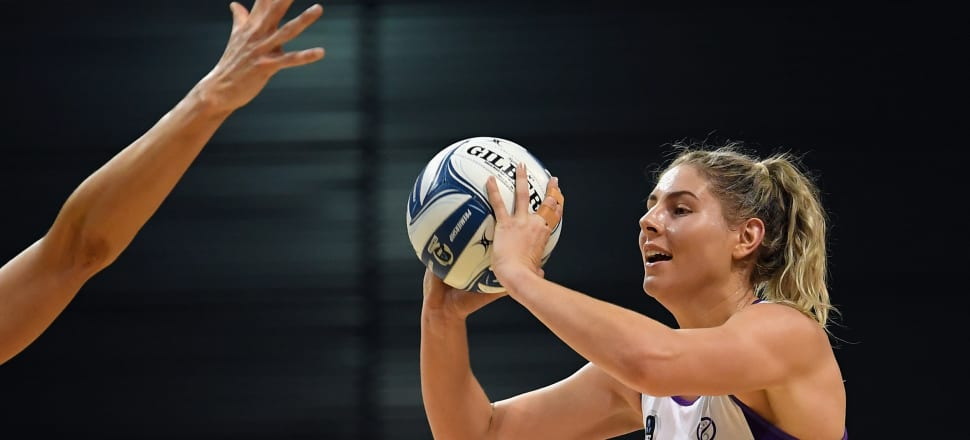Northern Stars' key defender Storm Purvis had to sit out the first (and so far, only) round of this season's ANZ Premiership, on her comeback from knee surgery, but says her lockdown had a silver lining. Photo: Getty Images.