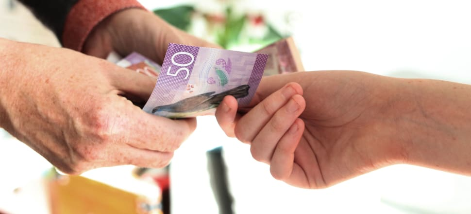 It's being touted as a way to stimulate the economy, but would a Universal Basic Income usher in a brave new world - or break the bank? Photo: Lynn Grieveson