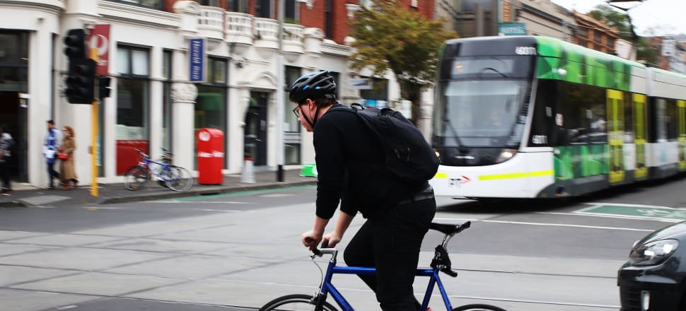 In order to meet its emissions reductions targets, Auckland will have to add thousands of kilometres of cycleways and electrify vast swathes of its passenger fleet. Photo: Lynn Grieveson