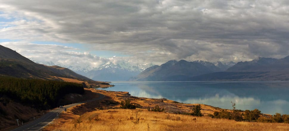 Plans for a private luxury lodge to be built 40 metres from Lake Pūkaki's shore have been scuppered. Photo: Bernard Spragg