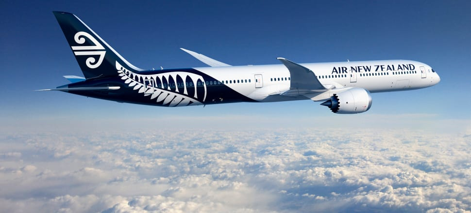 Tough times at Air New Zealand though the company has yet to draw down on its $900 million funding facility . Photo: Supplied.