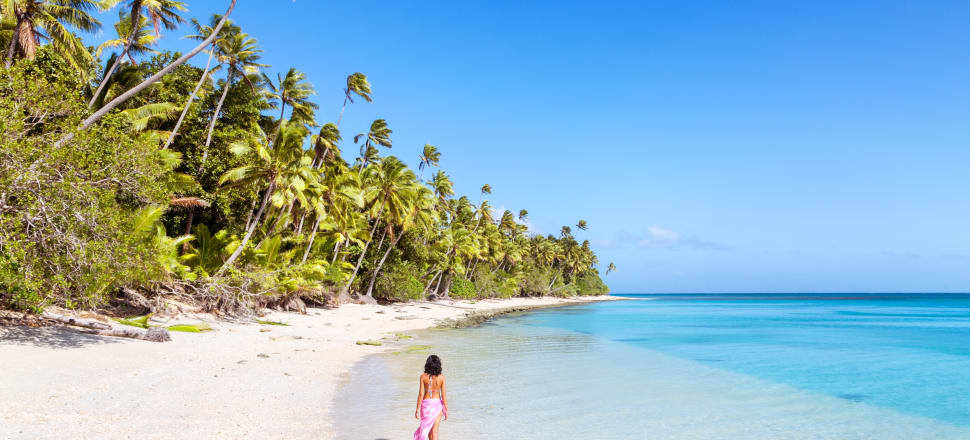 A hard-hit tourism industry in the islands would benefit greatly from New Zealand visitors. Photo: Getty Images