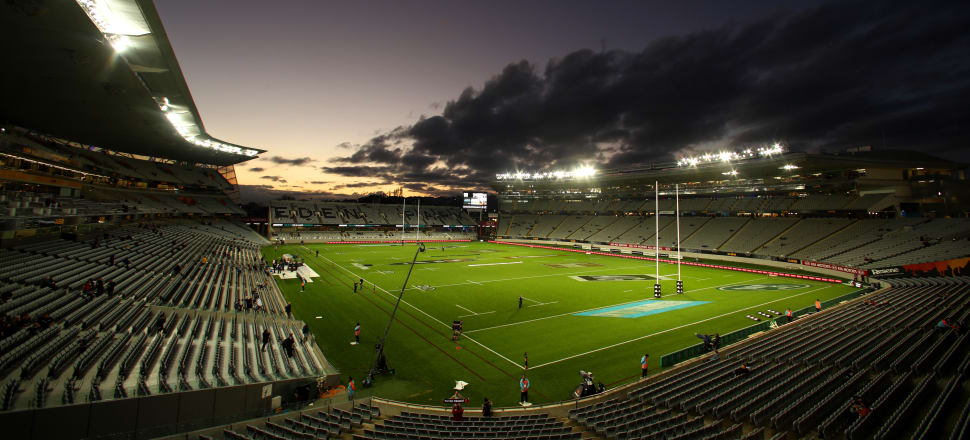 Eden Park had initially asked the Blues for a high fee to open the stadium for the games, which has now been waived. Photo: Getty Images