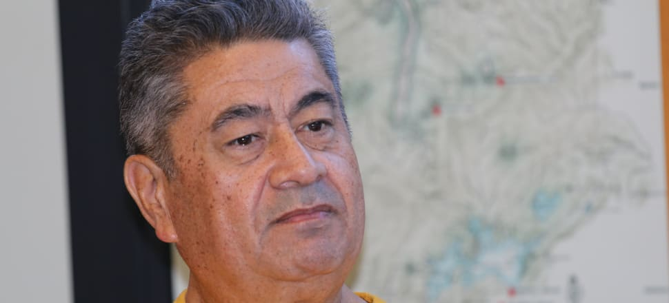 Tāmati Kruger says Tūhoe has some very doable projects that would bring gains for New Zealand as much as for the iwi. Photo: Supplied