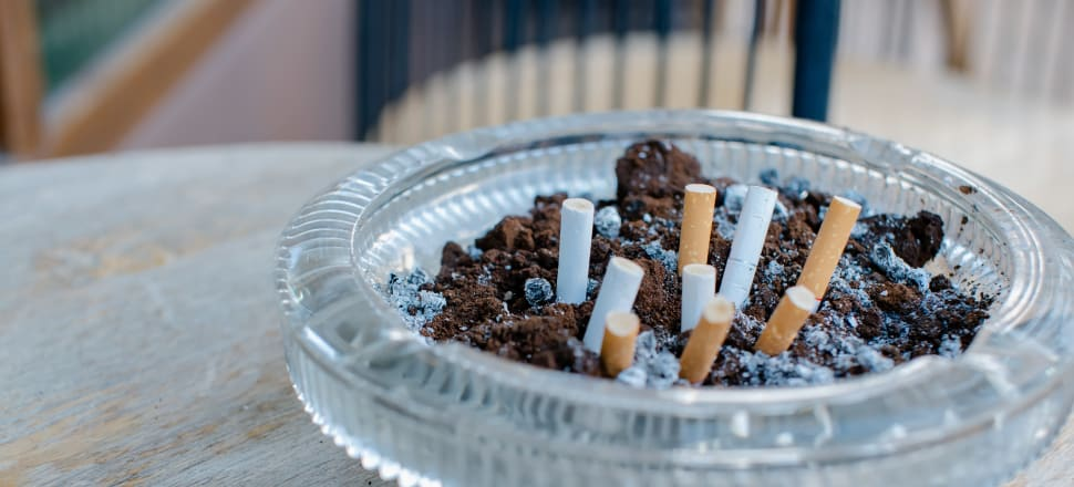The suite of measures introduced in NZ as part of its plan to be smokefree by 2025 has been successful - but only for some sectors of society. Photo: Getty Images