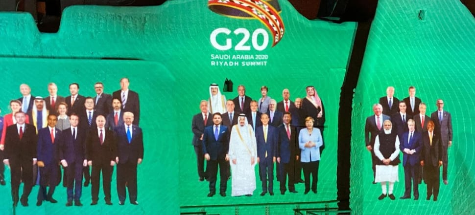 G20 summit to discuss post-pandemic world