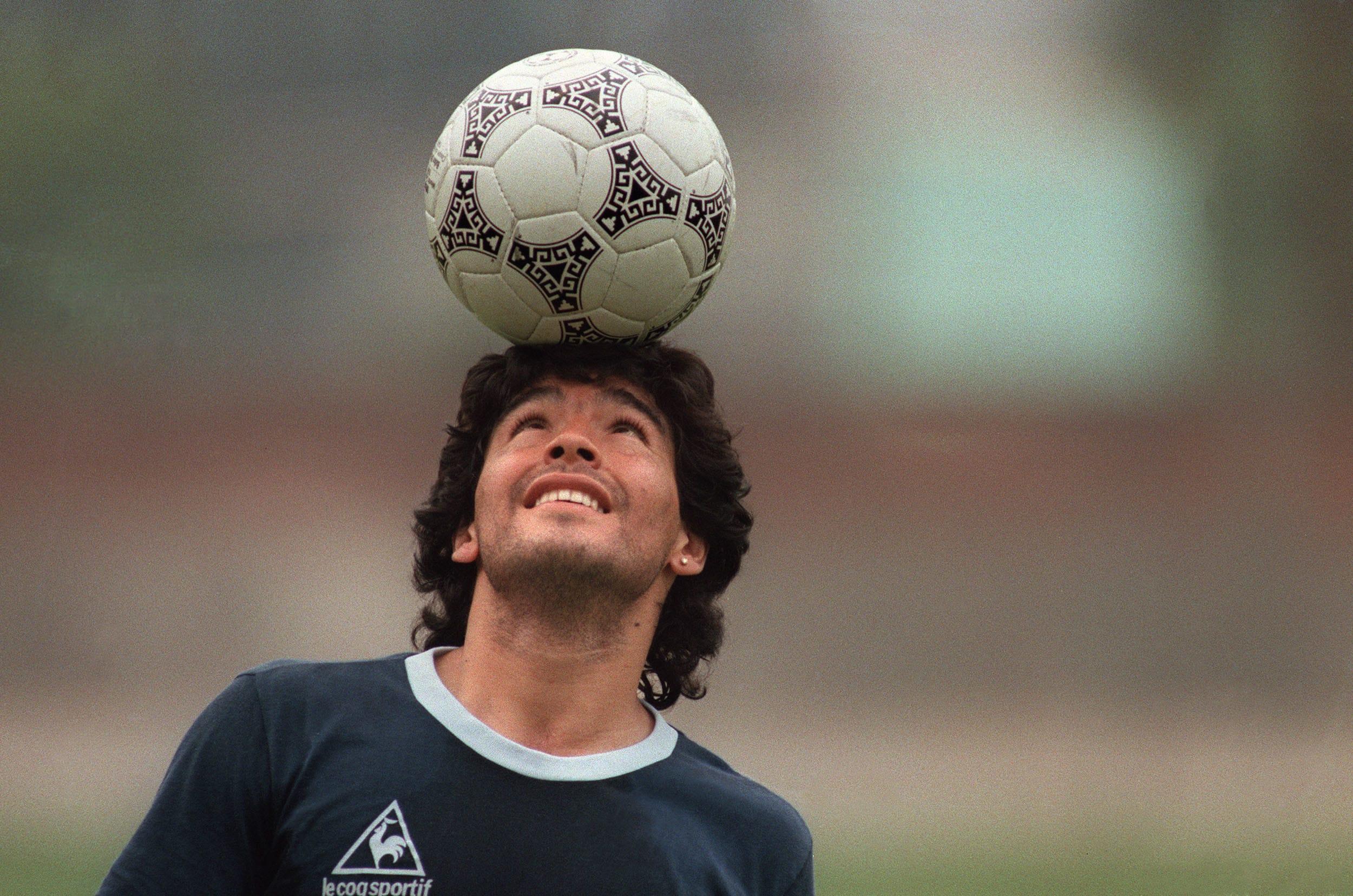 Short Story: Maradona, by Leonardo Guzzo