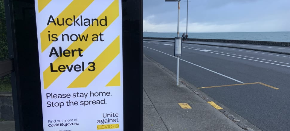 Four out of five Aucklanders took the lockdown as seriously as they did last time back in early May.