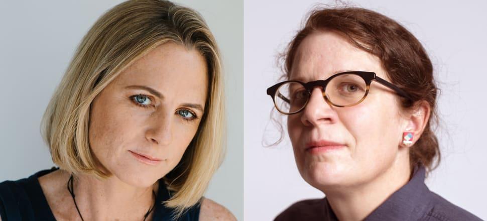 Eileen Merriman and Chloe Lane. Photos: Supplied