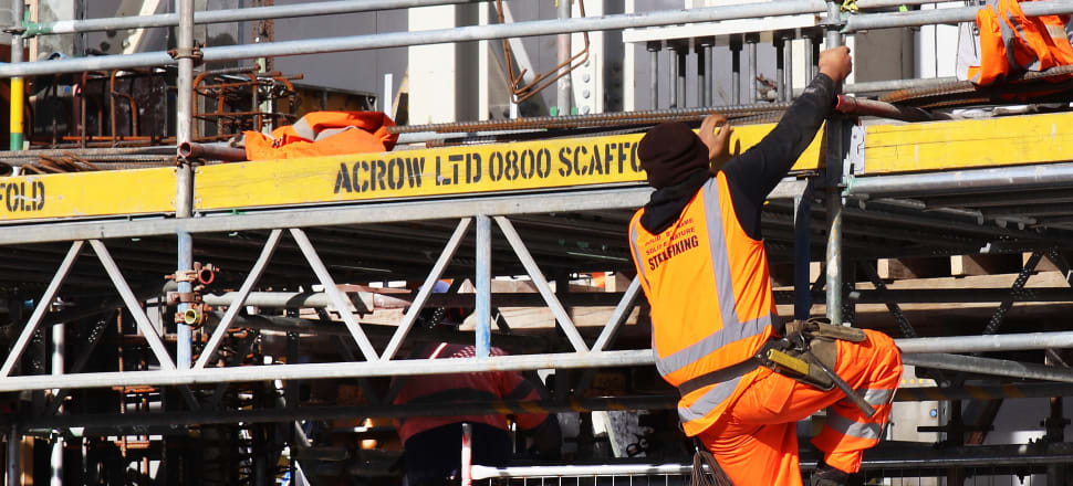ConstructSafe's place in the health and safety landscape has been threatened by a report on practices at NZTA. Photo: Lynn Grieveson