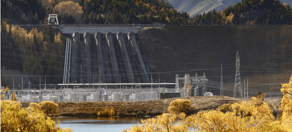 Heavy rainfall in late 2019 meant hydroelectric stations had to spill water. But did they spill too much? Photo: Transpower