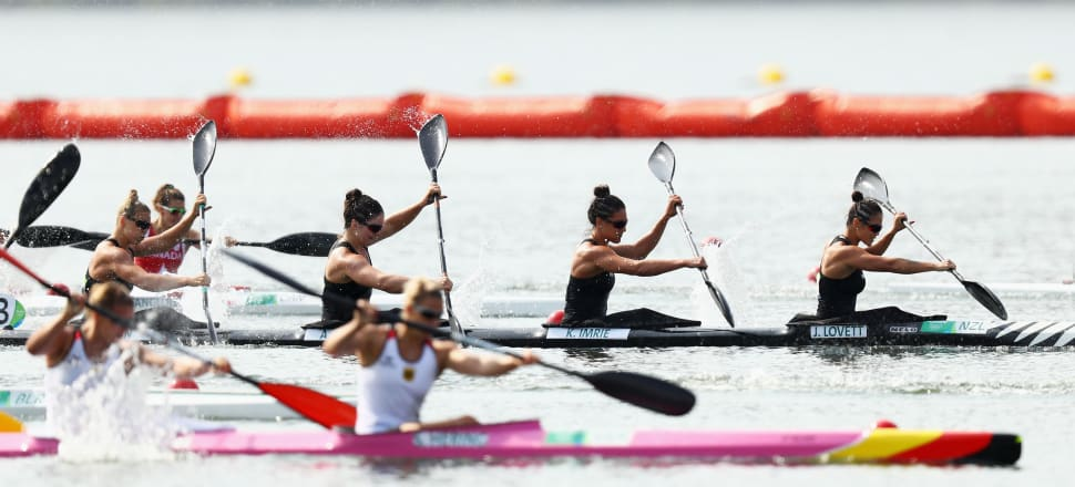 With female athletes walking out of the NZ canoe racing squad, the sport's high performance coaches are now under the spotlight. Photo: Getty Images.
