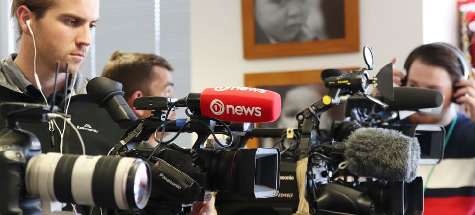 The Covid-19 media conferences have put a spotlight on the validity of what journalists claim to do. Photo: Lynn Grieveson