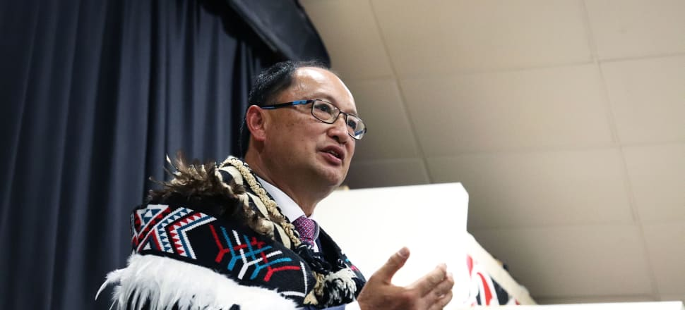 Race Relations Commissioner Meng Foon says threatened deportations hamper our public health response. Photo: Lynn Grieveson