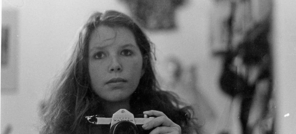 Miro Bilbrough self-portrait, 1983.