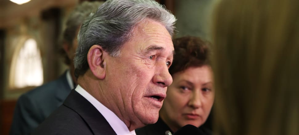 NZ First has released its party rankings. Photo: Lynn Grieveson