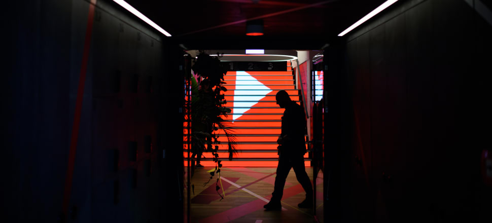 YouTube has overtaken TVNZ 1 as New Zealand's most-watched channel, and its parent company Google is laughing all the way to the bank. Photo: Getty Images